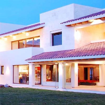 miniatura casa en club de golf El Campanario