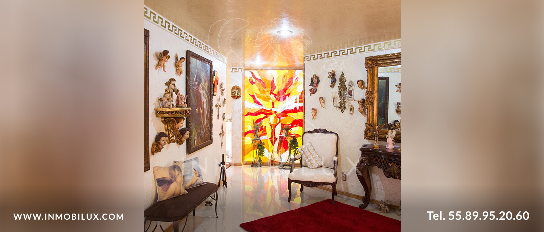 pasillo casa en Fuentes del Pedregal