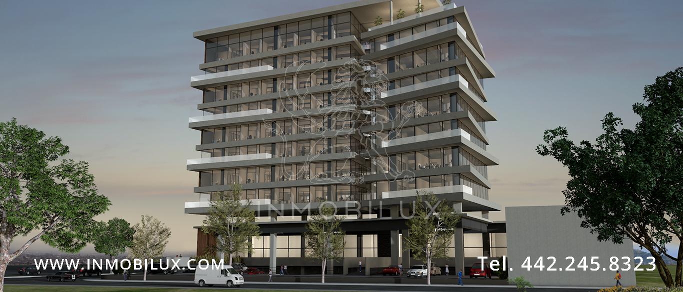 render 4 edificio de oficinas Altius Corporate Center