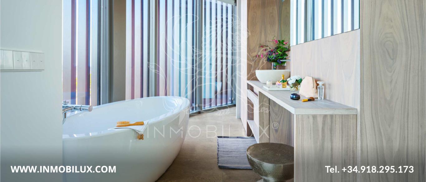 baño villa en Costa Blanca