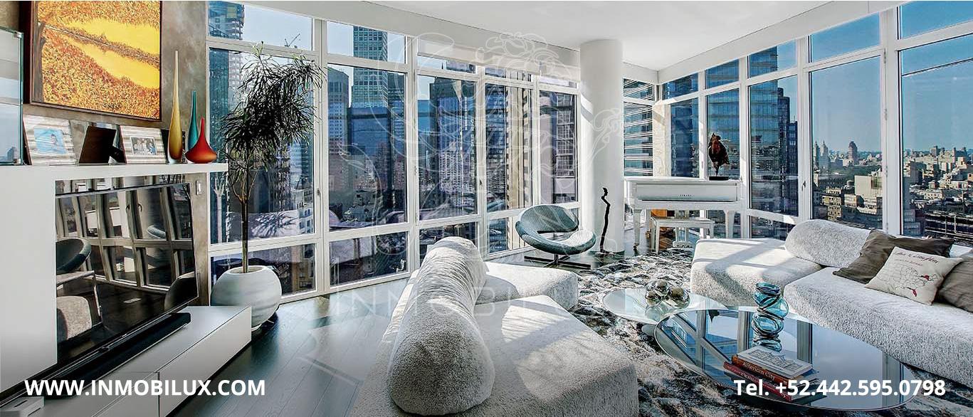 Vista Departamento Manhattan