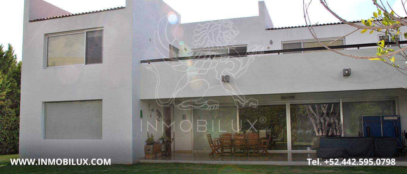 Fachada Trasera Casa 8 El Campanario