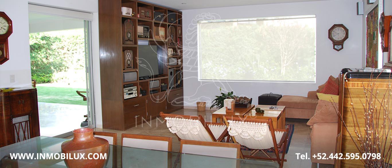 sala Casa 8 El Campanario