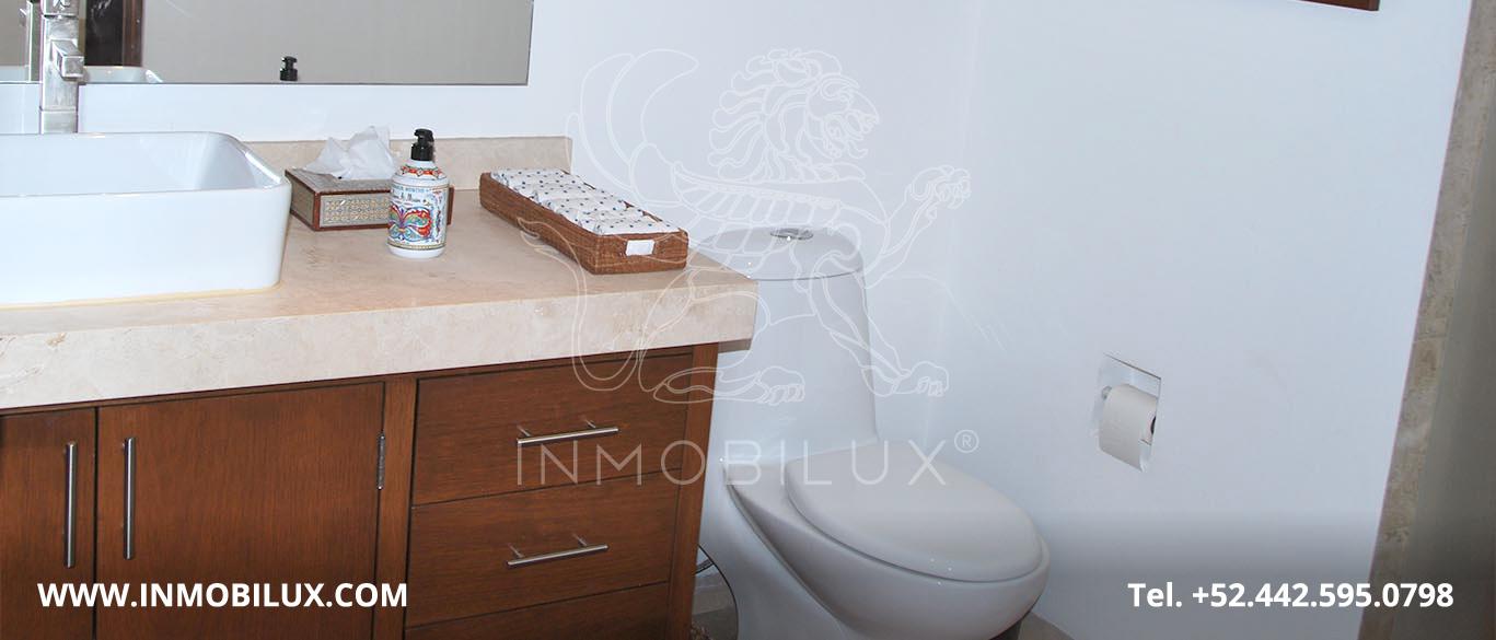 Baño Casa 8 El Campanario