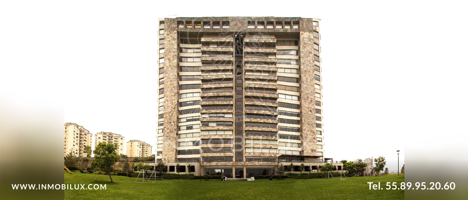 edificio departamento Bosque Real