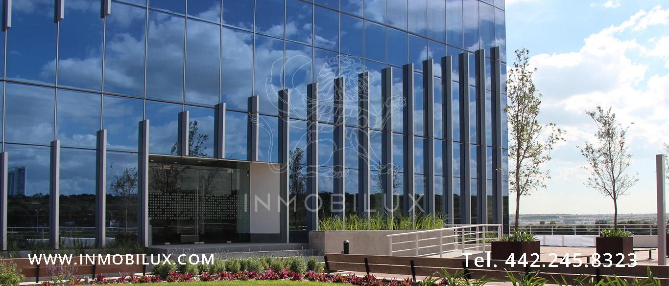 exterior edificio de oficinas Querétaro Business Park