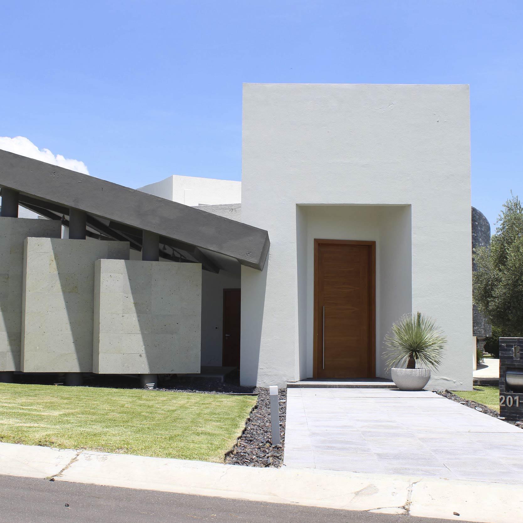 miniatura casa en el Campanario Querétaro