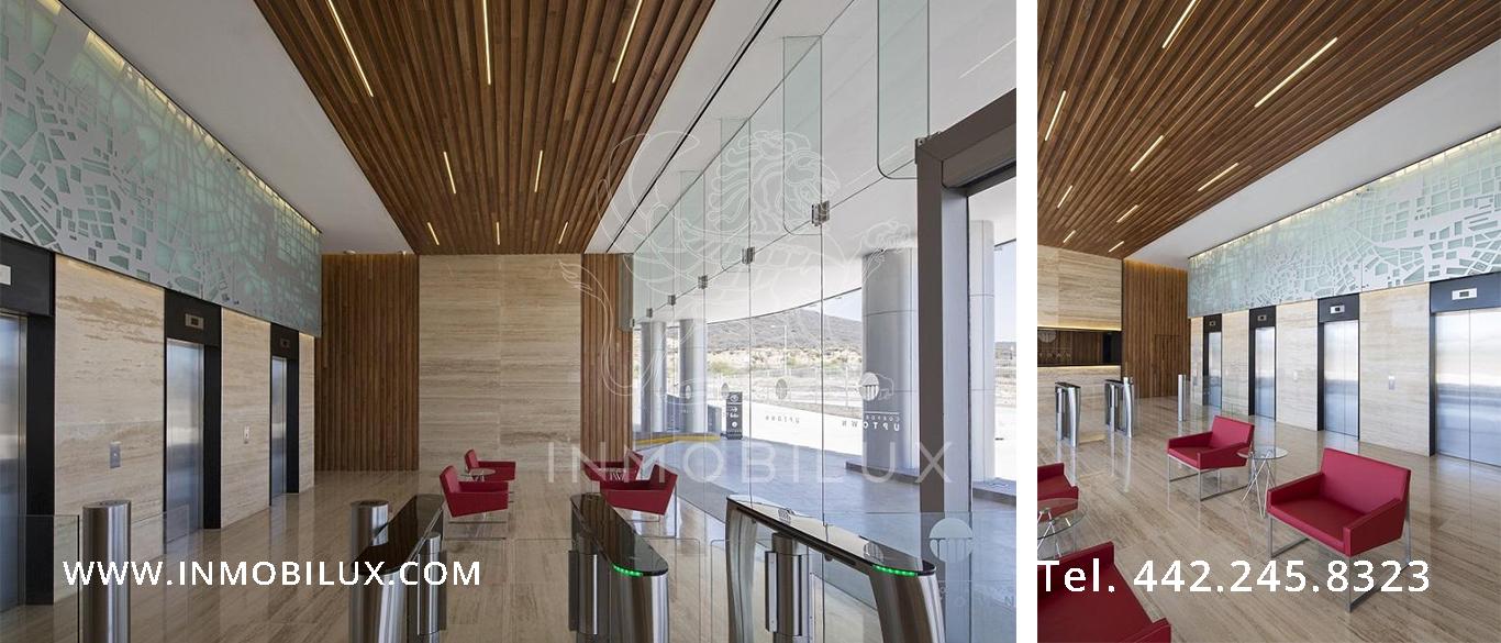 elevadores Edificio oficinas Corporativo Uptown