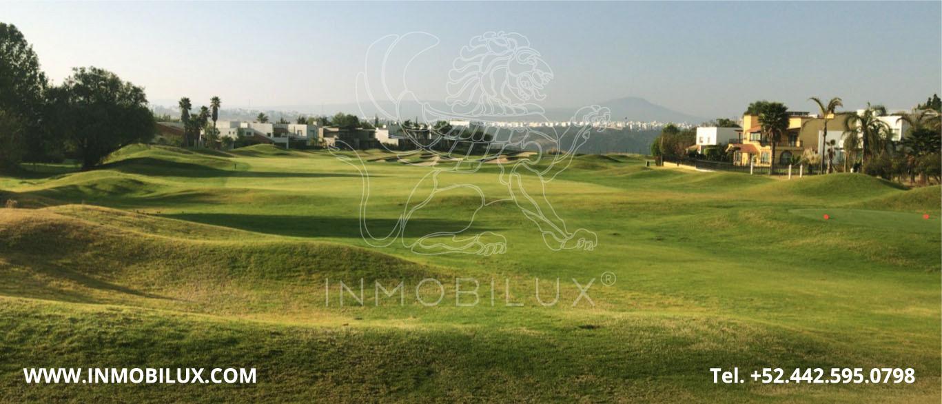 Golf Court El Campanario Queretaro Land Lot