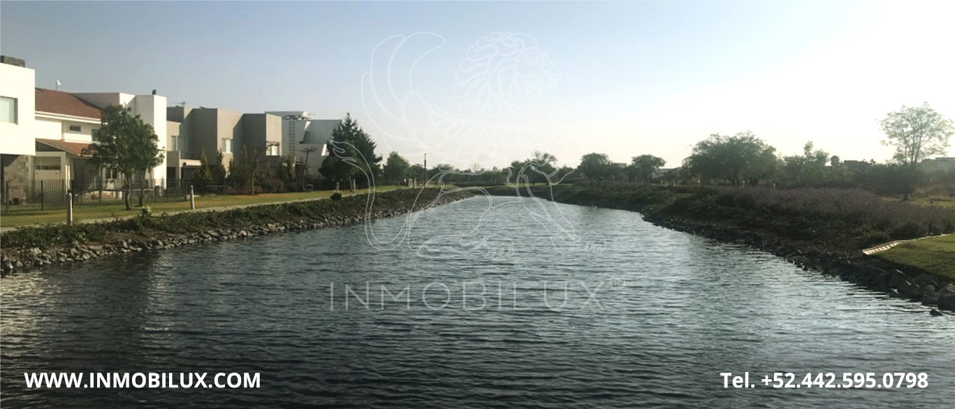 River El Campanario Queretaro Land Lot