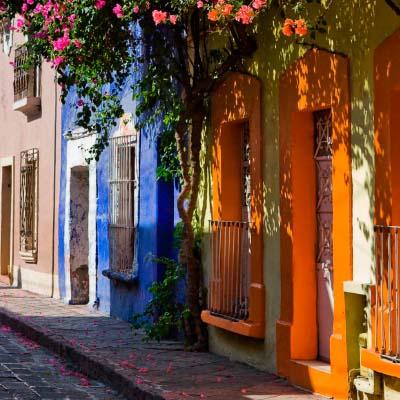 miniatura casa centro histórico Querétaro